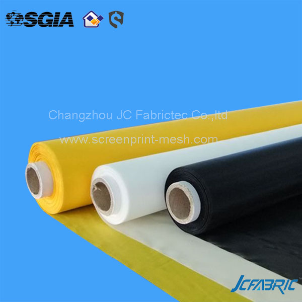 HOT SELL high tension POLYESTER silk screen mesh