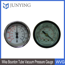 Bourdon Tube Vacuum Pressure Gauge