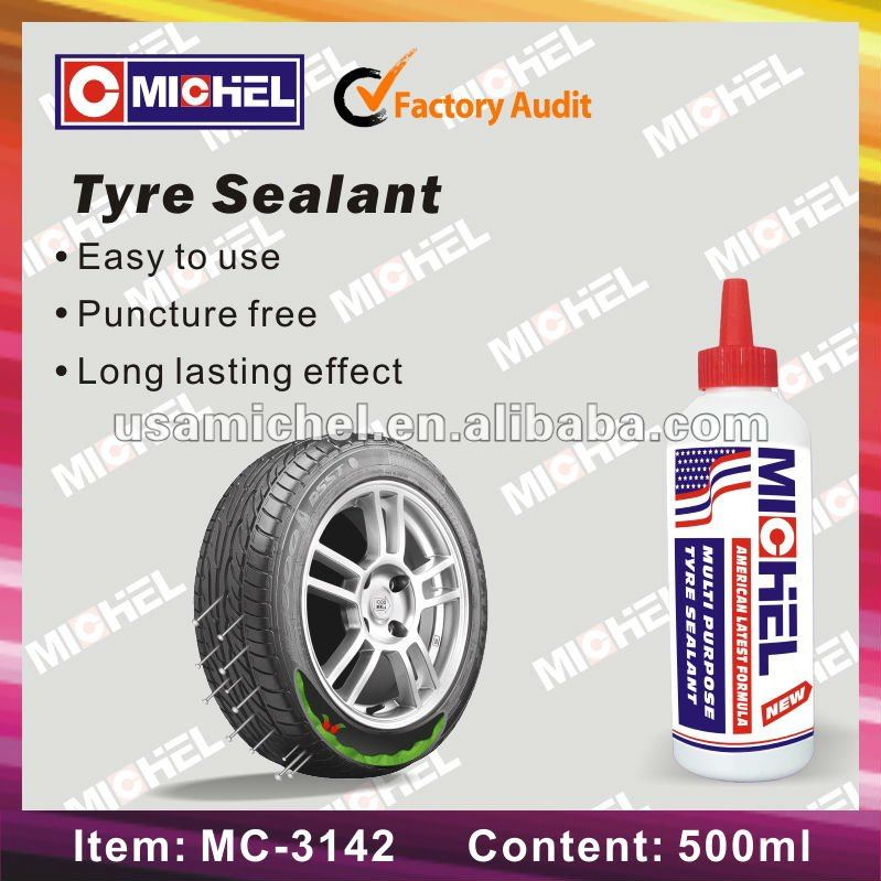 Puncture Repair Prevention Tyre Sealant 500ml