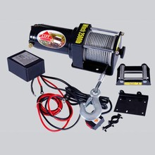 Small electrical cable drum winch 4000lbs(12v or 24v)
