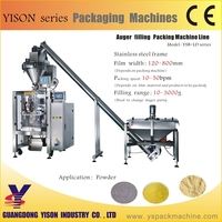 High Speed Adjustable Powder Packing Machine