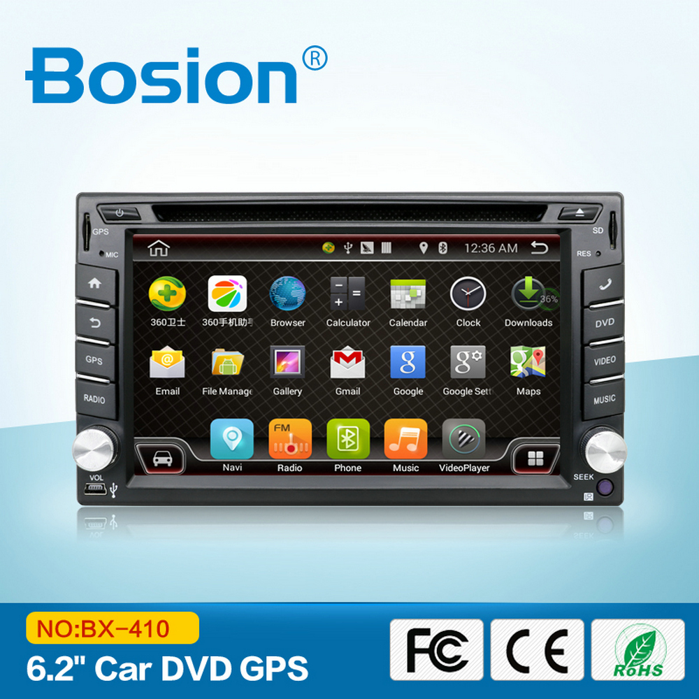 BX-410 Android Full Touch Screen Car DVD Player for Citroen c4 Multimedia System GPS Navigation Wifi and Bluetooth