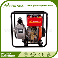 2inch 3inch 4inch Diesel Water Pump, Price of Diesel Water Pump Set, Agriculture Irrigation Diesel Water Pump