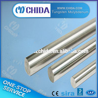 Skillful manufacture 99.95% high purity Tungsten Rods/Clarence Tungsten Bars