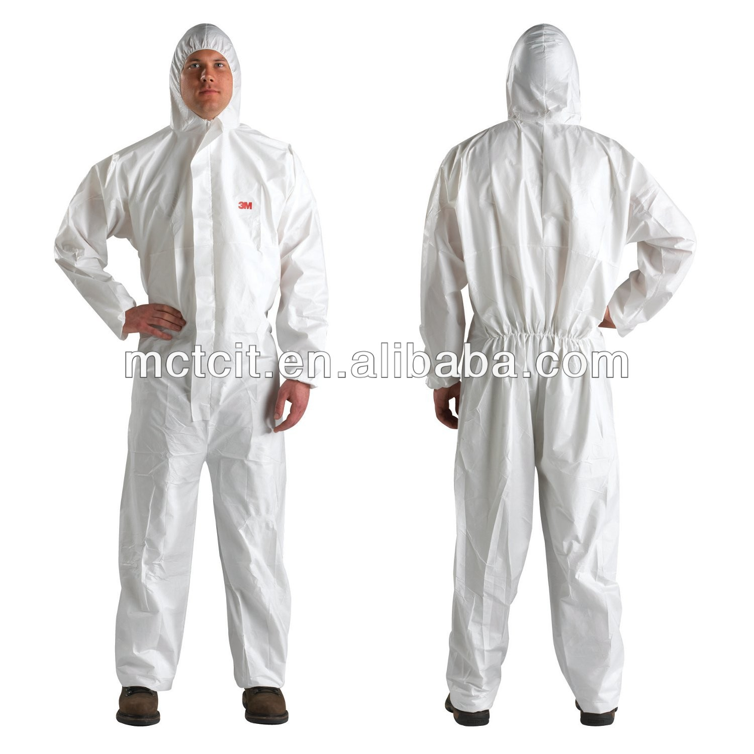 Good quality professional disposable coverall for chemical & hospital & laboratory & industry factory