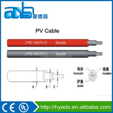 PV cable pv1-f 1x4mm2