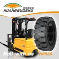H992A Wear-resisting solid forklifts tyres in germany 8.25-12