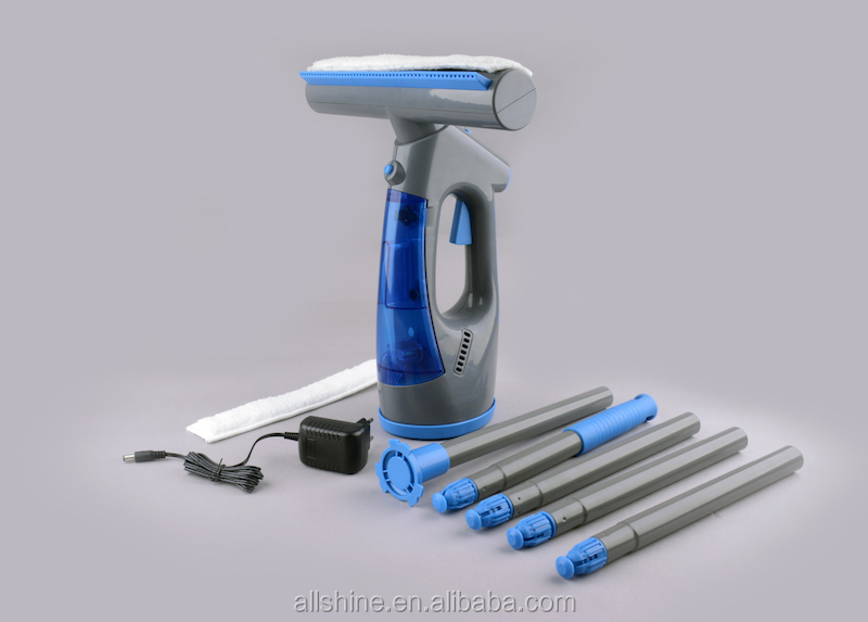 2017 Best Price of Electric Household Handheld Cordless Window Cleaner/Car Glass Cleaning Tool Price