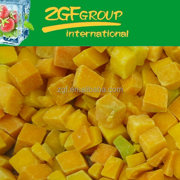 organic health chinese frozen artificial white pumpkins wholesale have a good sale in carton