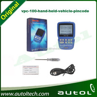PinCode Calculator VPC-100 Hand-Held Vehicle 2015 new generation support diy for most of cars DHL free shipping