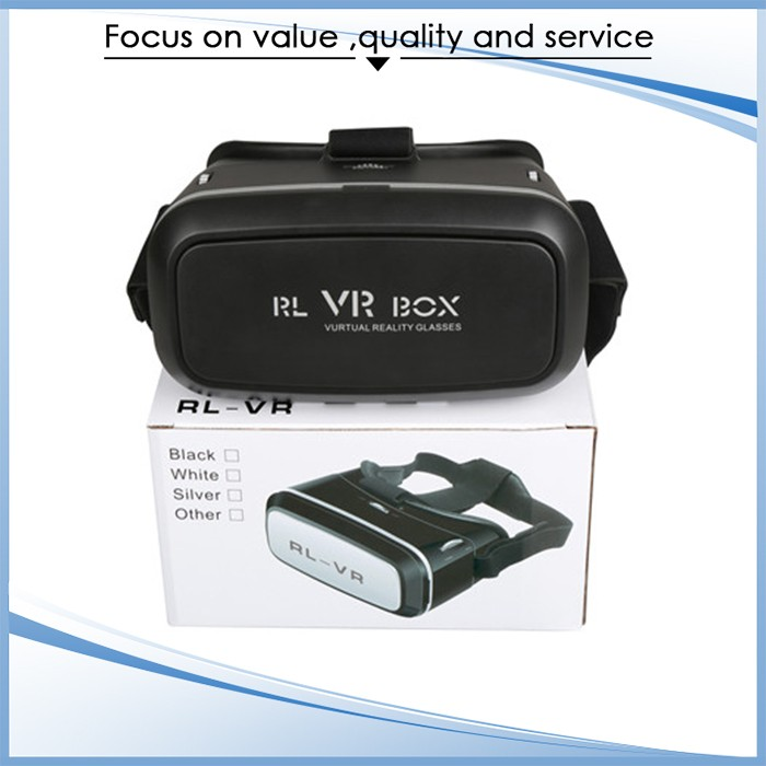 Factory direct supply high quality3d vr box