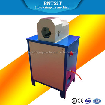 China supplier BNT52T cheap hose skiver hose peeling machine