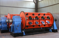 rigid type stranding machine for electric cable making