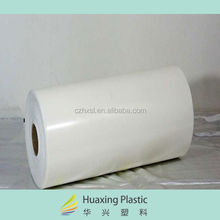 Plástico branco <span class=keywords><strong>pvc</strong></span> roll Made in China