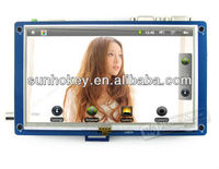 S5PV210 SAMSUNG ARM Development Board +7 inch Resistive Touch Screen LCD=x210ii Package B