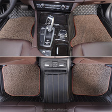 2015 the latest standard cute car floor mat Designed for motorists