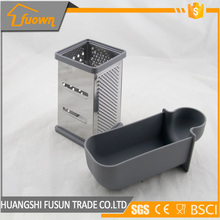 EUIPO Patent 4 Sides Stainless Steel Vegetable Slicer Food Grater With Box