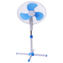 Brand bldc black stand fan 16 with copper motor