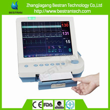 "BT-PM9A High quality & hot sale hospital 12"" portable remote patient monitor blood pressure"