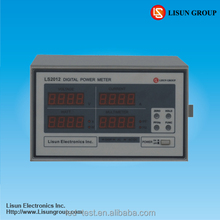 Lisun LS2012 AC and DC Electricity Meter for Electricity parameters test
