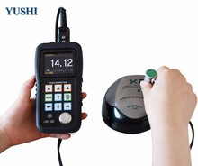 YUSHI UM-4 digital portable ultrasonic plastic thickness gauge