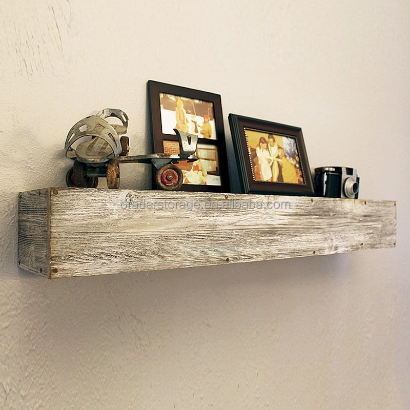Beautiful Antique Multiple Uses Floating Shelves Fit Perfectly Within Any Space