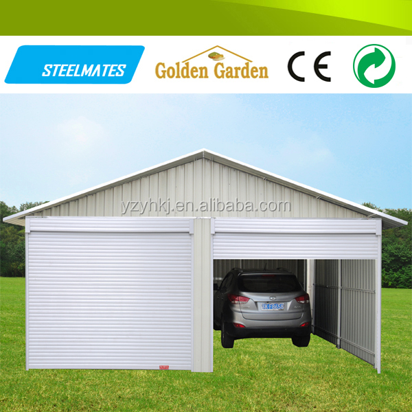 solid structure steel carport poland