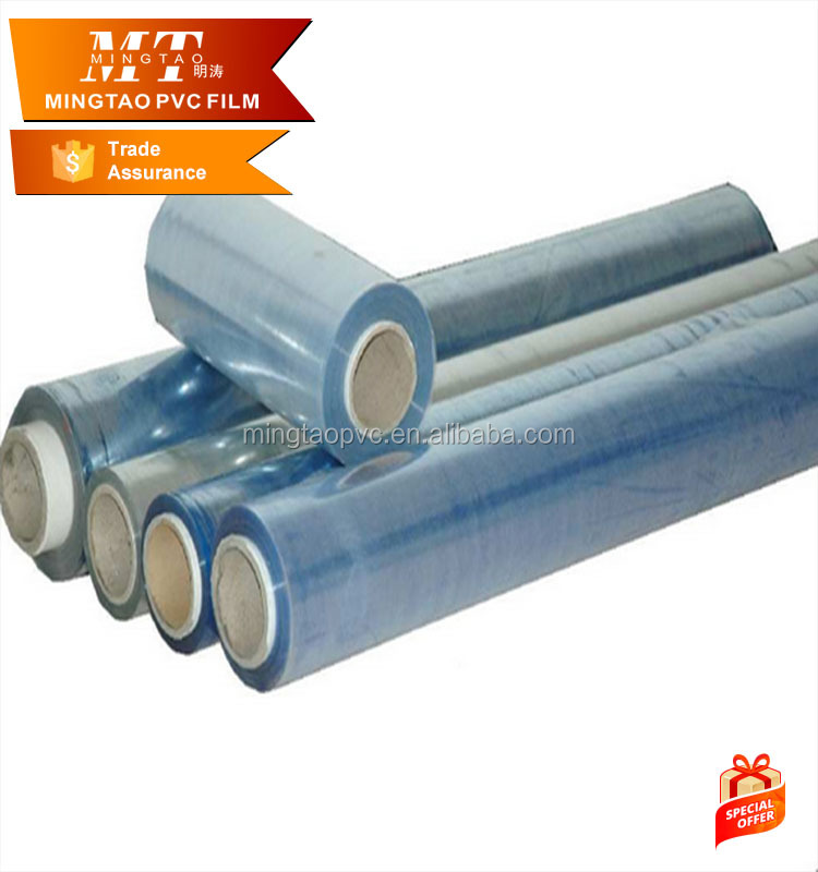 Plastic PVC Packaging Film for mattress packing