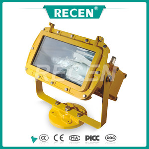 250w 400w yellow explosion proof floodlight by IP65 MH/HPS