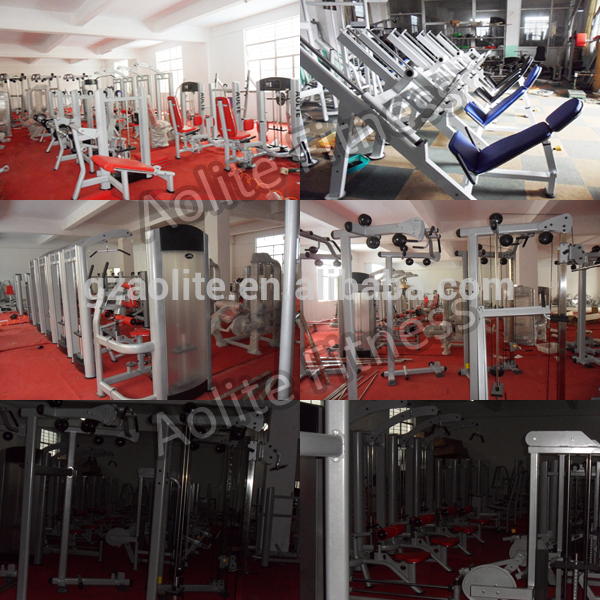 professional standing rotary calf fitness equipment gym(6603)