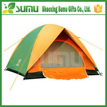 Widely used superior quality cotton canvas camping tent