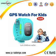 GPS Tracking Location Remote Monitoring Smart Wrist Watch Personal GPS Watch Running
