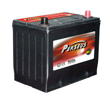 sealed storage battery 12v 50ah with JIS MF battery N50LMF,high efficiency 48D26R mf car battery for sale