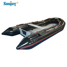 inflatable new style motor boat Rubber Flying Boat for sale