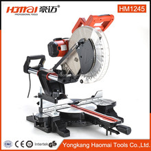 305mm 1700w Head Detachable Double Bevel Slid Circular Miter Saw Electric Power Wood Aluminum Cutting Cut Off Machine