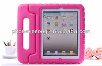 EVA shockproof case with handle for iPad mini kids portable case