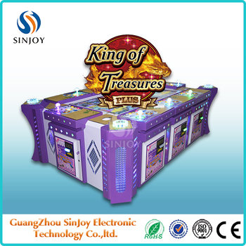 Fire bird coin pusher fishing game machine/Ocean King 2 game board/Thunder dragon fishing game machine
