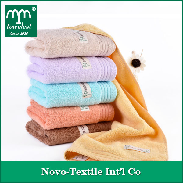 2016 New China Supplier Solid Color Soft Cotton Terry Towels Custom Hand/Face Towel 300gsm