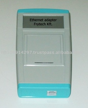 Uroflowmeter ethernet adapter