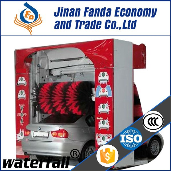 CHINA automatic truck wash or car wash equipment for sale