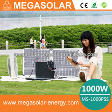 Lithium ion Battery 5000W 220V Portable Solar Power Generator for home use