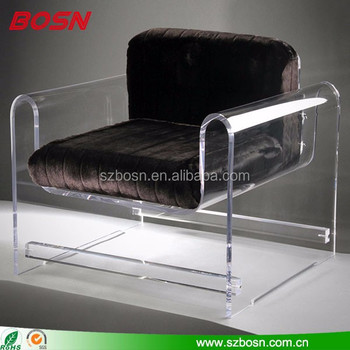 New products acrylic chair / sofa for sale