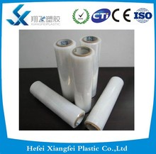 Manual Pallet Shrink Wrap Dispenser/23 Mic LLDPE Stretch Film Jumbo Roll