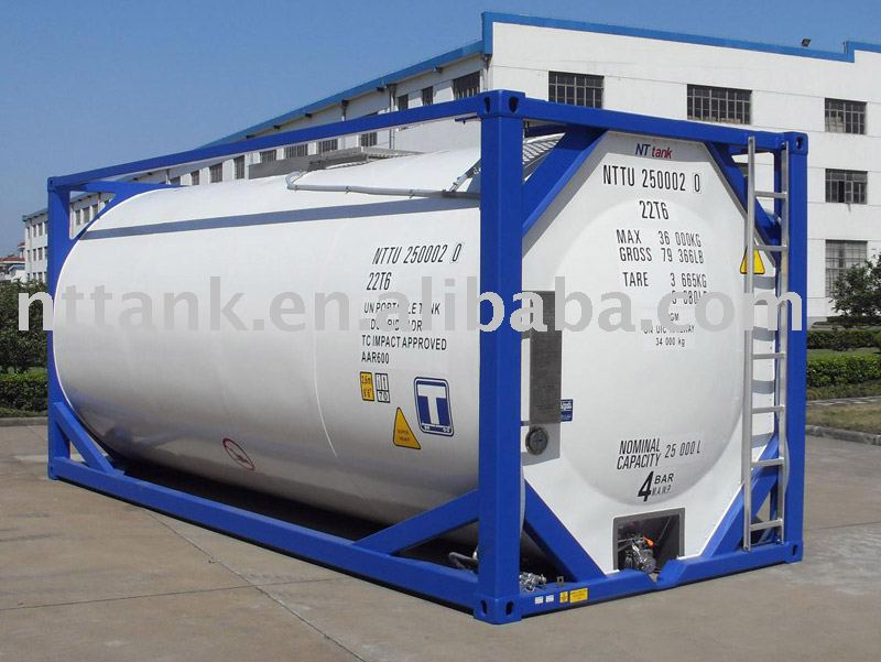 flexi iso tank container for diesel