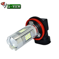 Gview 2018 Amazon Hot selling 27smd 3030 High Lumen Auto Led Light Super Bright Car Light Led