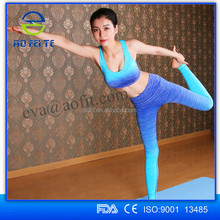 Womens Custom Nylon Compression Active Workout Fitness Sports Gym Wear Wholesale