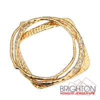 Latest Designs Gold Plated Bangle BT6-7265-5800