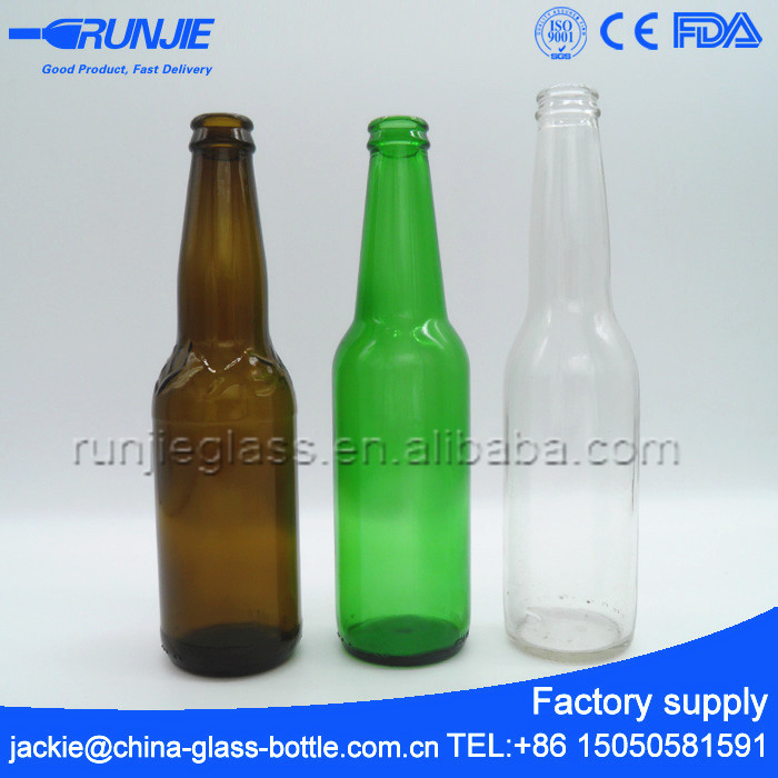 Advanced Technology Many Capacities wholesale glass beer bottles