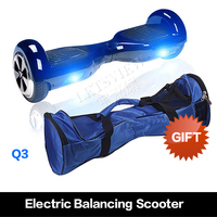 6.5 inch with A Free Gift Two Wheel Smart Balance Electric Foot Scooter