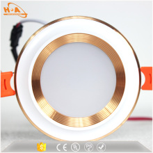 China Top Selling products silver downlight led for office